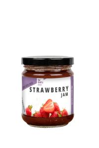 KETO strawberry marmelade jam