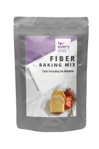 FIBER baking mix zero carbs