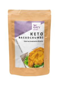 KETO fiber breadcrumbs gluten free