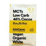 KETO mct white CHOCOLATE BAR
