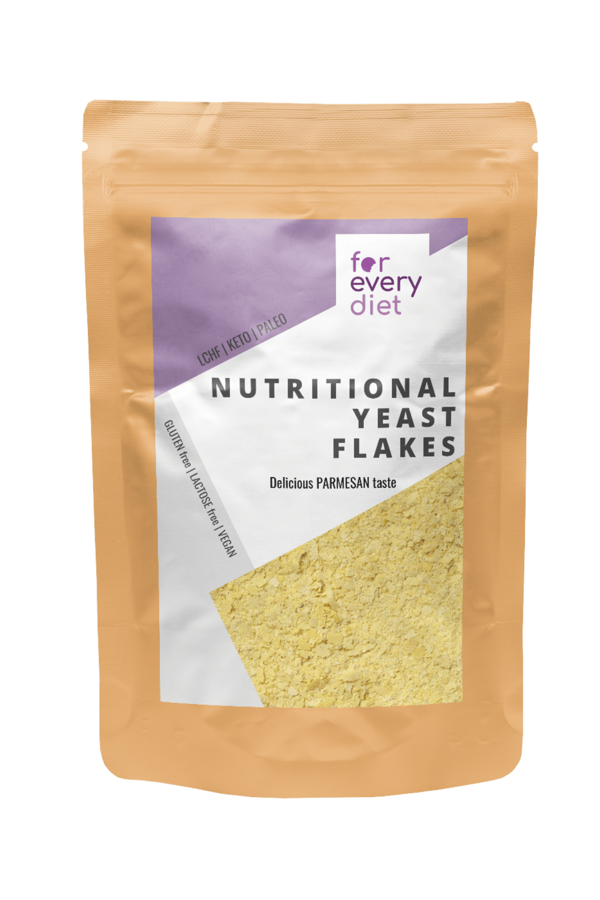 NUTRITIONAL YEAST FLAKES 100% natural