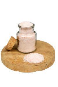 PINK HIMALAYAN SALT – FINE GROUND