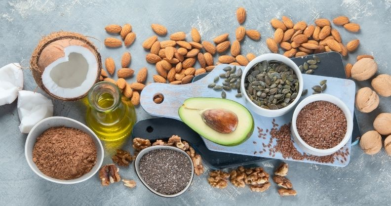 8 high-fat foods that are actually super healthy